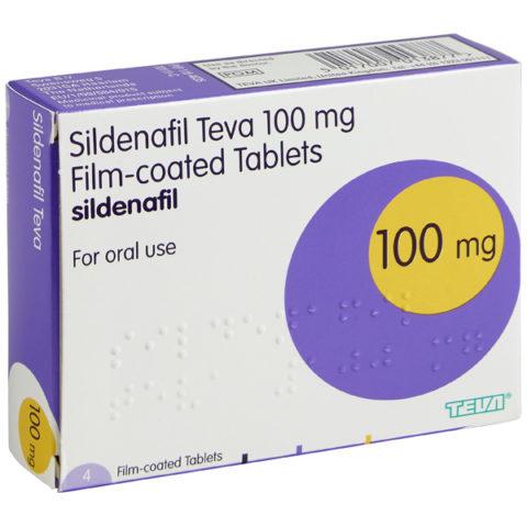 Buy Genuine Sildenafil (Generic Viagra) Tablets